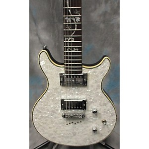 Pre-owned Daisy Rock Stardust Elite Isis Solid Body Electric Guitar by Daisy Rock
