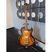 DeArmond Starfire Special By Guild Hollow Body Electric Guitar