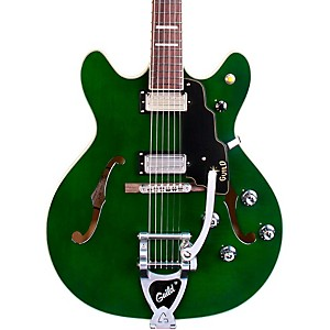 Guild Starfire V Maple Semi Hollow Electric Guitar by Guild