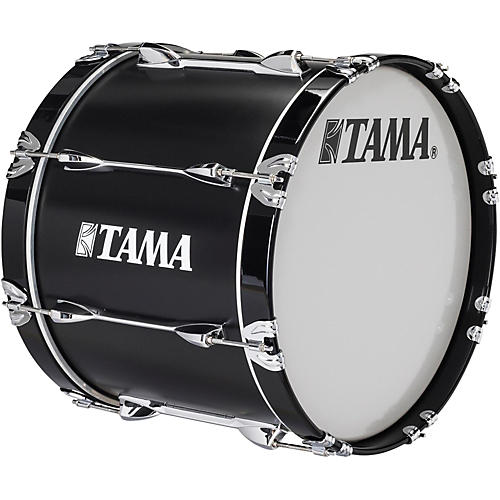 Tama Marching Starlight Bass Drum 16 x 14 in. Black