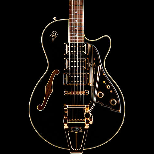 Duesenberg Starplayer TV Semi Hollow Electric guitar Gold Hardware