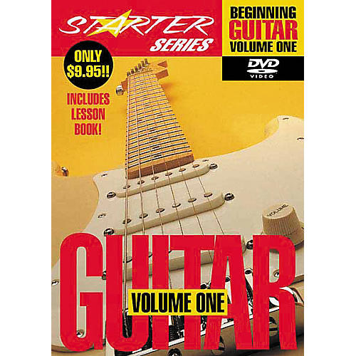 Hal Leonard Starter Series Guitar 1 DVD-thumbnail
