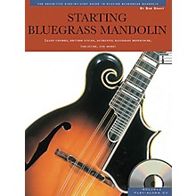 Music Sales Starting Bluegrass Mandolin Music Sales America Series Softcover with CD Written by Bob Grant