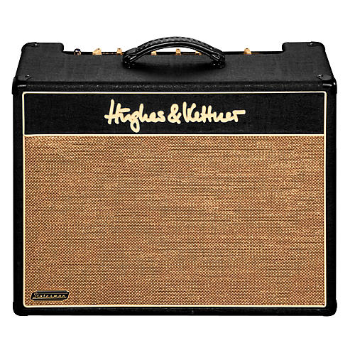 Hughes & Kettner Statesman Quad EL84 40W Combo with Footswitch and Slip Cover-thumbnail