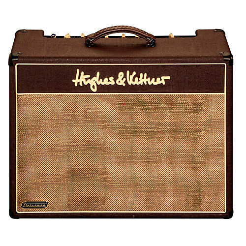 Hughes & Kettner Statesman Quad EL84 40W Combo with Footswitch and Slip Cover