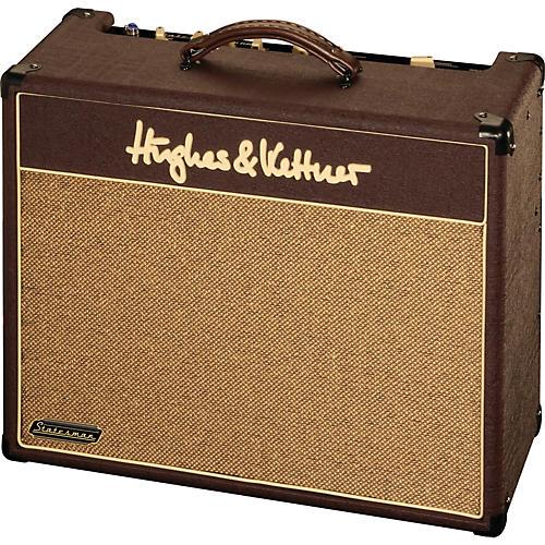 Hughes & Kettner Statesman Series STM Dual EL84 20W 1x12 Tube Guitar Combo Amp