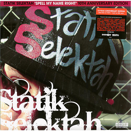 Alliance Statik Selektah - Spell My Name Right: 10th Anniversary Editions