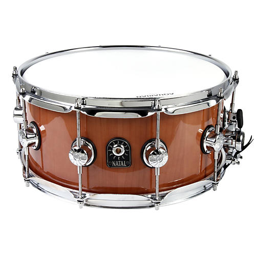 Natal Drums Stave Series Snare Drum Natural Maple 14x6.5