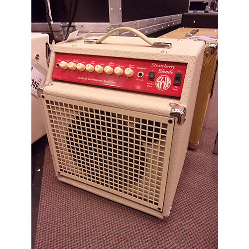 SWR Stawberry Blonde Bass Combo Amp
