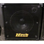 Markbass Std 151hr Black Bass Cabinet