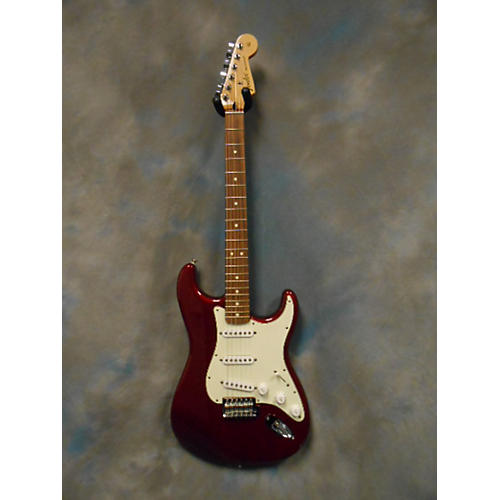 Fender Std Stratocaster Mim Solid Body Electric Guitar-thumbnail