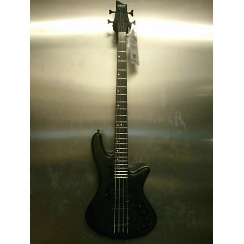 Schecter Guitar Research Stealth 4 Electric Bass Guitar-thumbnail