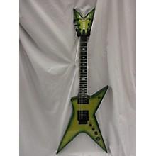 Dean Stealth Floyd FM Solid Body Electric Guitar