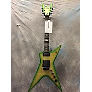 Dean Stealth Floyd Rose Solid Body Electric Guitar