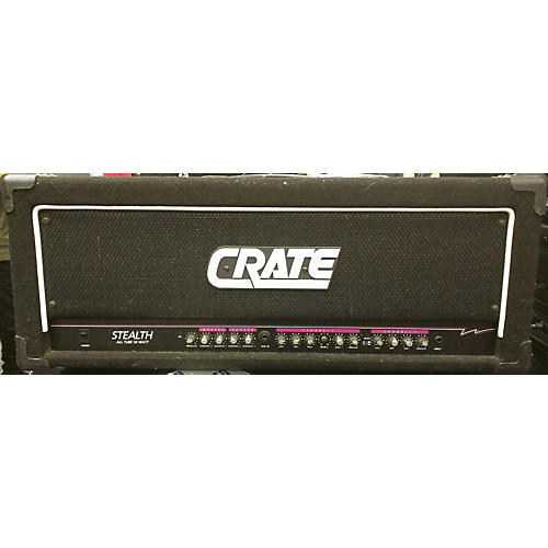 Crate Stealth GT50 Tube Guitar Amp Head