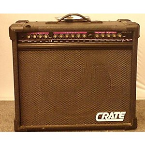 Pre-owned Crate Stealth Gt-50 Tube Guitar Combo Amp by Crate