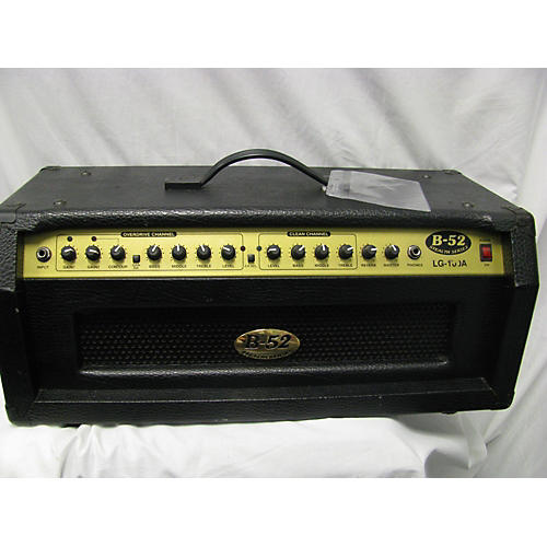 B-52 Stealth LG100 A Solid State Guitar Amp Head