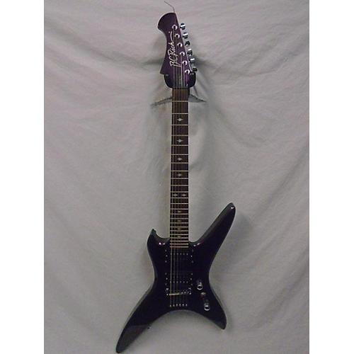 B.C. Rich Stealth Solid Body Electric Guitar