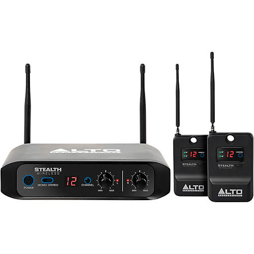Alto Stealth Wireless - Stereo Wireless System for Active Loudspeakers-thumbnail
