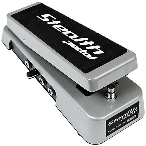 IK Multimedia StealthPedal CS Mobile Guitar Interface and Controller