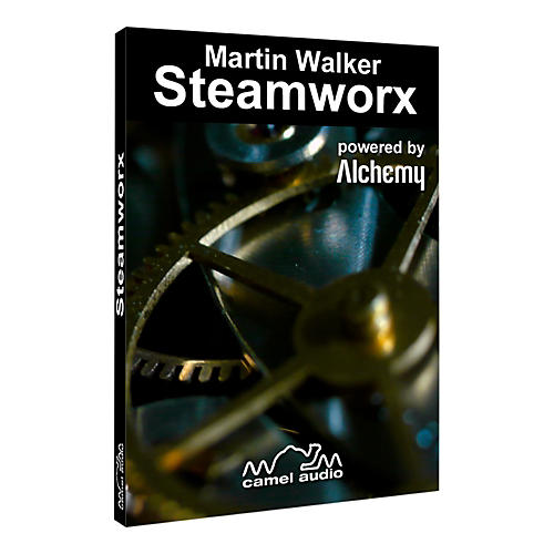 Camel Audio Steamworx - Alchemy Sound Library Software Download