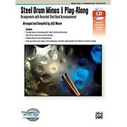 Alfred Steel Drum Minus 1 Play-Along - Book & CD