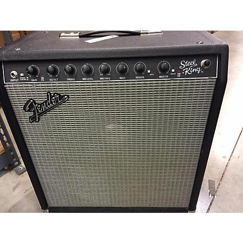 Fender Steel King Guitar Combo Amp-thumbnail
