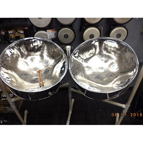 how to make a steel pan drum