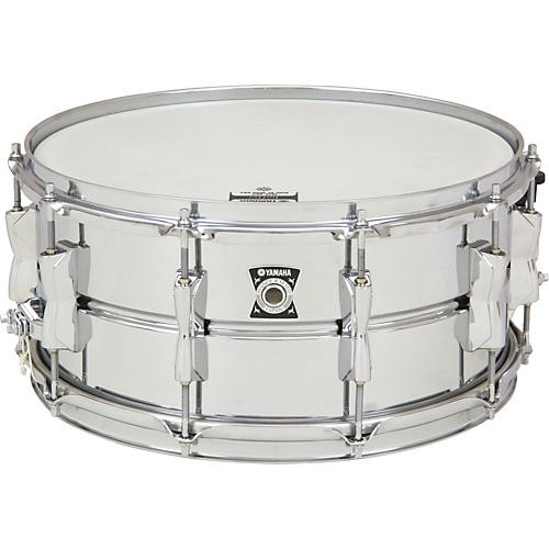 Yamaha Steel Snare  14 x 6.5 in.