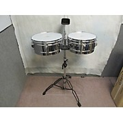 Schalloch Steel Timbales Set Timbales