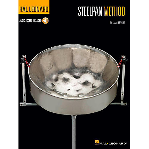 Hal Leonard Steelpan Method (Book/Audio Online)