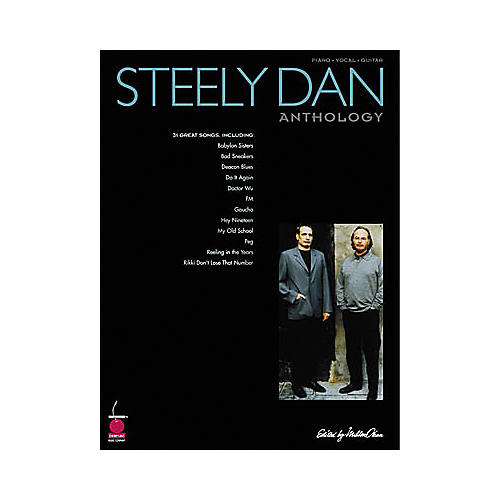 Cherry Lane Steely Dan - Anthology Piano, Vocal, Guitar Songbook