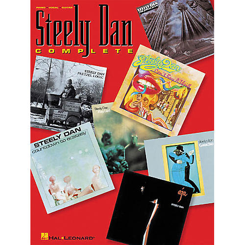 Hal Leonard Steely Dan Piano, Vocal, Guitar Tab Book-thumbnail