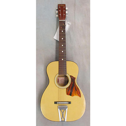 vintage harmony stella acoustic guitar vintage natural guitar center. Black Bedroom Furniture Sets. Home Design Ideas