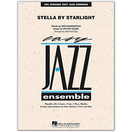 Hal Leonard Stella By Starlight - Easy Jazz Ensemble Series Level 2