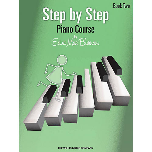 Hal Leonard Step By Step Piano Course Book 2-thumbnail