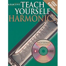 Music Sales Step One: Teach Yourself Harmonica Music Sales America Series Softcover with DVD Written by Various