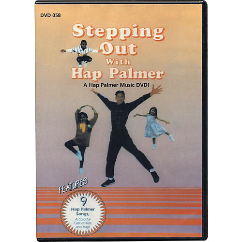 Educational Activities Stepping Out with Hap Palmer Video-thumbnail