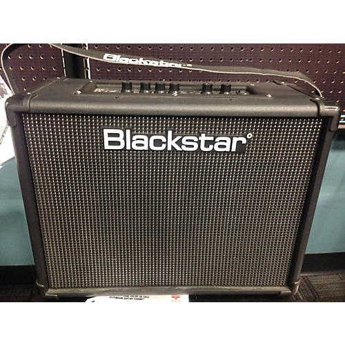 Blackstar Stereo 40 Guitar Combo Amp Black Cherry