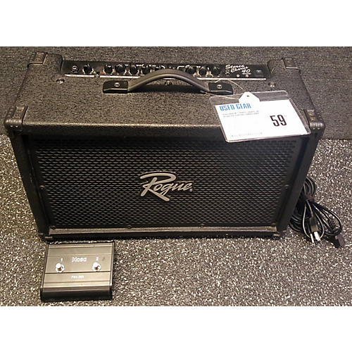 used rogue stereo chorus 40 acoustic guitar combo amp guitar center. Black Bedroom Furniture Sets. Home Design Ideas