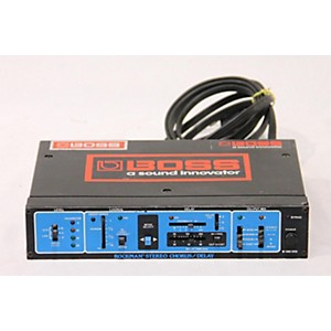 Pre-owned Rockman Stereo Chorus Delay Effect Pedal by Rockman