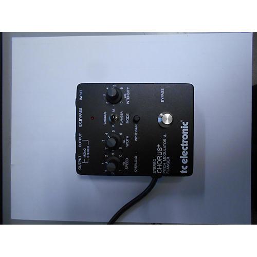 TC Electronic Stereo Chorus+ Effect Pedal