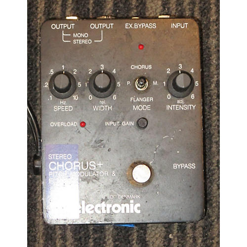 TC Electronic Stereo Chorus & Effects Pedal Effect Pedal-thumbnail