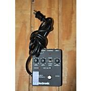 TC Electronic Stereo Chorus Plus Effect Pedal