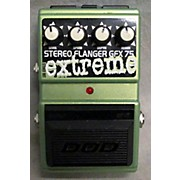 DOD Stereo Flanger GFX 75 Extreme Effect Pedal