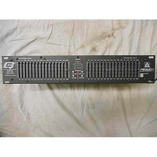 Peavey Stereo Graphic Equalizer Q215 Equalizer