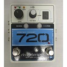 Electro-Harmonix Stereo Lopper 720 Pedal