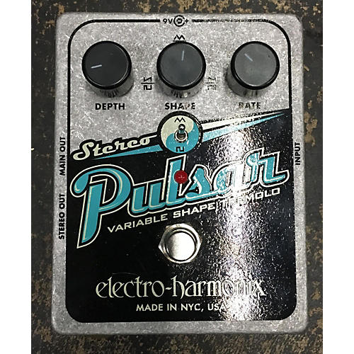 Electro-Harmonix Stereo Pulsar Effect Pedal