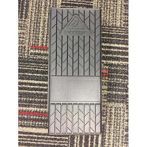 Behringer Stereo Volume Pedal Sustain Pedal