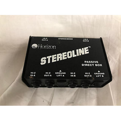 Rapco Horizon Stereoline Direct Box